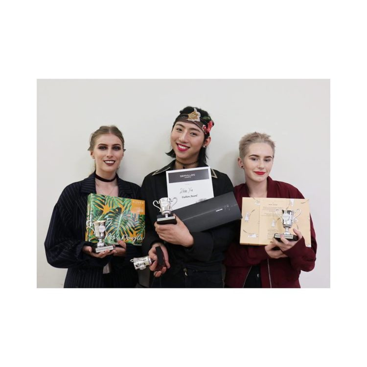 Servilles in-house comp winners