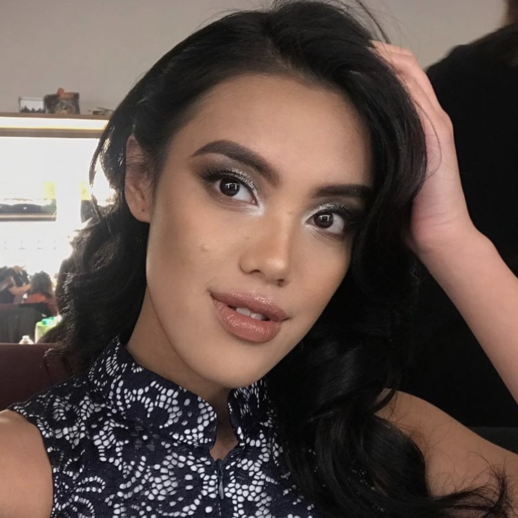 Miss Asia Pacific International competitor