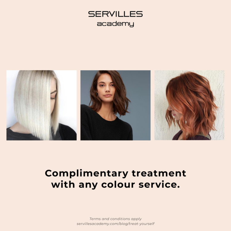 Treat yourself Servilles promo