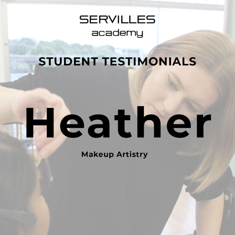 Makeup Artistry Student Heather
