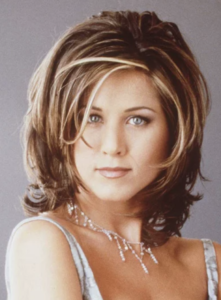 rachel-green-hairstyle-1990s-90s-highlight-hairstyle-makeup-inspo-servilles-academy