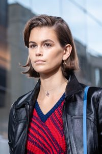 kaia-gerber-bob-short-hair-haircut-vogue-servilles-academy
