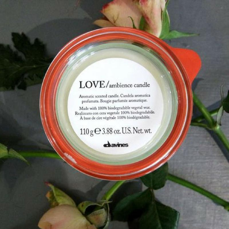 Davines ambience candle
