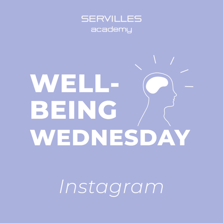 Wellbeing Wednesday - Instagram