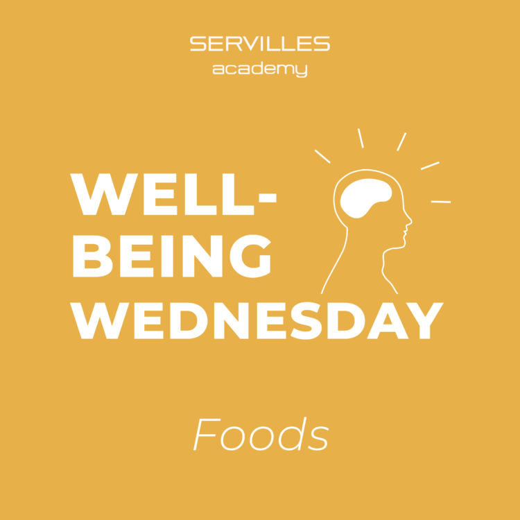 Wellbeing Wednesday: Foods