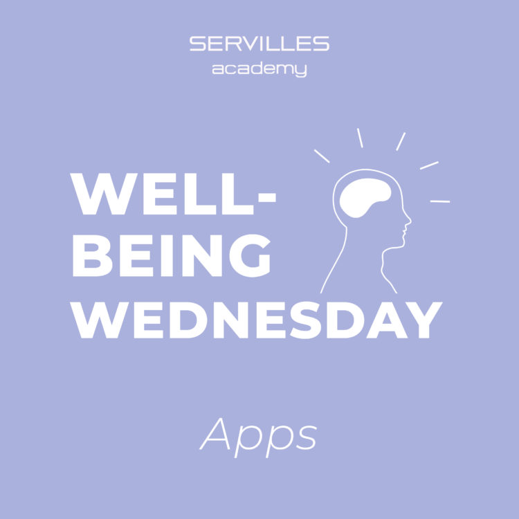 wellbeing wednesday apps tile