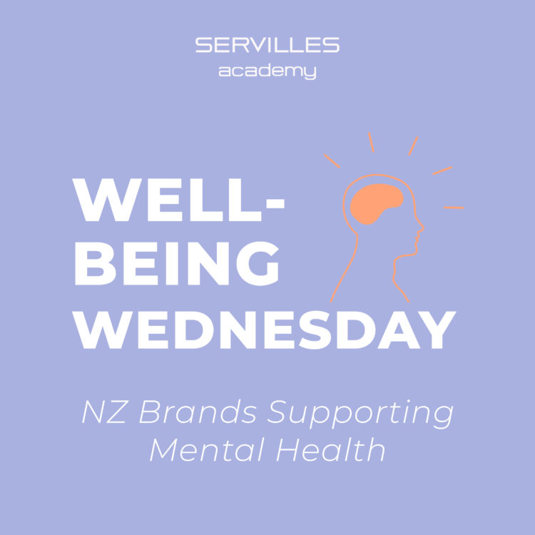 Wellbeing Wednesday - NZ Brands supporting mental health
