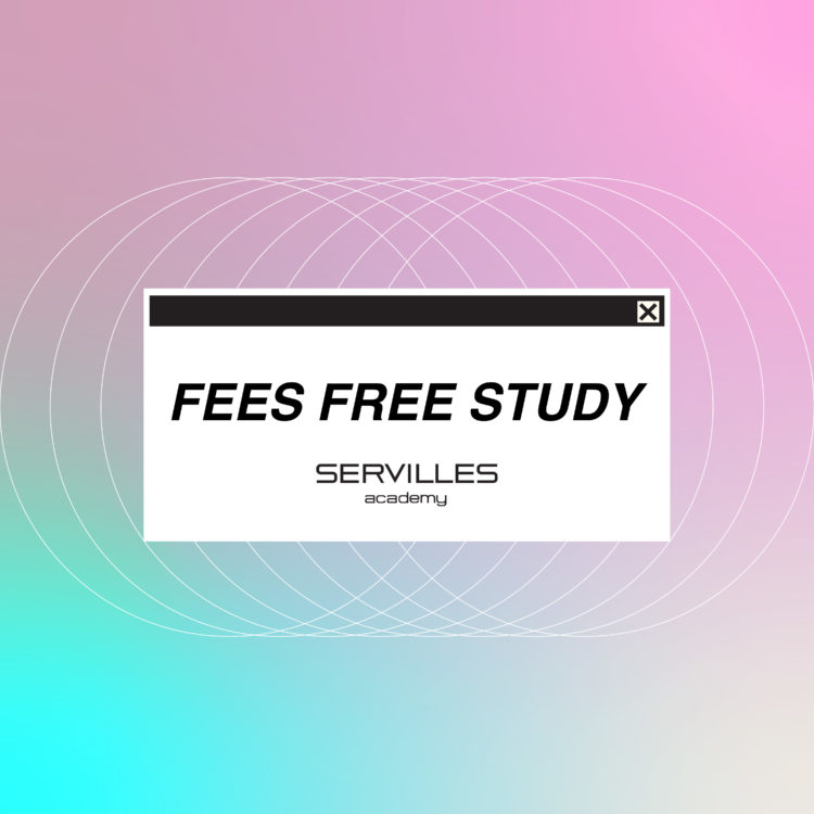 FEES FREE TRAINING AT SERVILLES ACADEMY