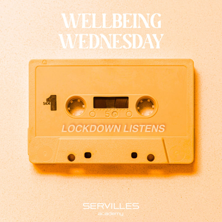 WELLBEING WEDNESDAY: THE POWER OF MUSIC